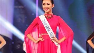 Uẩn khúc việc Thanh Khoa bất ngờ bỏ thi chung kết Hoa khôi Áo dài