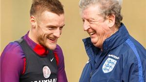 HLV Hodgson 'đe' Vardy: 'Quên Arsenal đi, hãy tập trung cho EURO'
