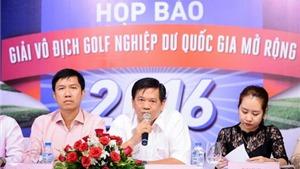 133 golf thủ dự giải vô địch nghiệp dư mở rộng 2016