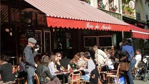 EURO và cà phê giữa lòng Paris