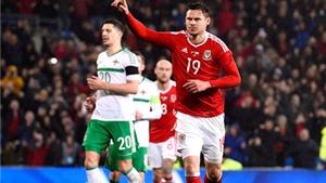 23h00 ngày 25/6, Wales – Bắc Ireland: Thắp niềm tin từ derby