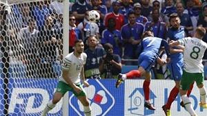 Điểm nhấn Pháp 2-1 CH Ireland: Griezmann siêu hạng. Tốc độ là chìa khóa của Deschamps