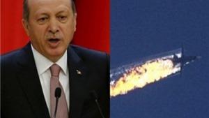 Thổ Nhĩ Kỳ xin lỗi Nga về vụ bắn hạ máy bay SU-24
