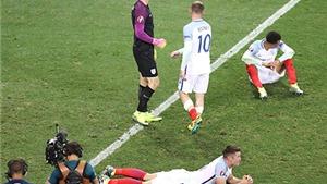 Tuyển Anh thua đơn giản là vì kém hơn Iceland