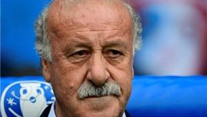 Del Bosque: 'Tôi nhắn tin cho cả đội Tây Ban Nha, trừ Iker Casillas'