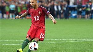 Bồ Đào Nha vào bán kết EURO: Quên Ronaldo đi, đã có Quaresma
