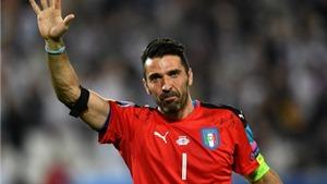 Tiền vệ Tài Em: 'Buffon đáng ra được chia tay Euro bằng một danh hiệu'