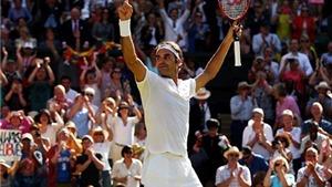 Federer ngược dòng ngoạn mục, vào bán kết Wimbledon 2016