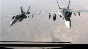 Sự thực việc 'máy bay Mỹ bỏ rơi đồng minh' trong một trận chiến ở Syria