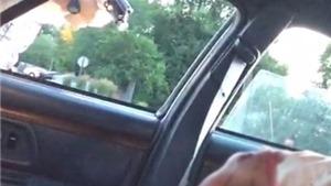 Sốc: Cô gái phát video trực tiếp cảnh bạn trai bị bắn 4 phát đạn lên facebook
