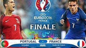 Dự đoán trận Chung kết EURO 2016 cùng TT&VH