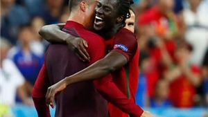 TIẾT LỘ: Ronaldo đã 'tiên đoán' Eder sẽ ghi bàn