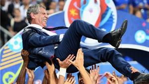 Fernando Santos: Thiên tài dưới lớp vỏ bình dân