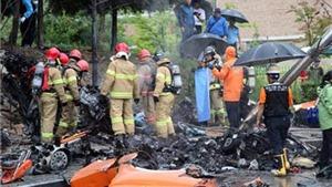 Đâm xe liên hoàn tại Hàn Quốc, 4 người đã chết, 16 người bị thương