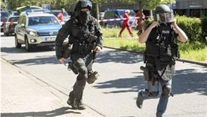 Cảnh sát Đức bắn hạ kẻ tấn công hành khách bằng rìu trên tàu hỏa