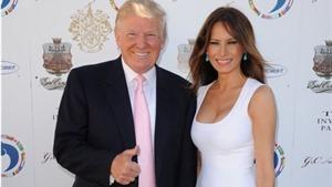 Người mẫu Melania Trump: Ngôi sao giải trí bước vào Nhà Trắng