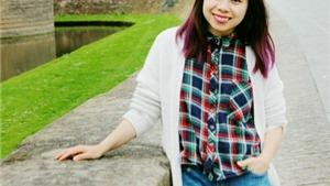 Hoàng Thu Trang, tác giả ca khúc bị Mờ Naive mạo nhận: Con 'Chim Sâu' trong vườn nhạc