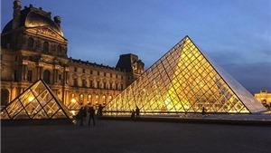 Chùm ảnh du lịch: Dưới bầu trời Paris...