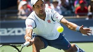 Vòng 2 Rogers Cup: Djokovic vượt khó thành công