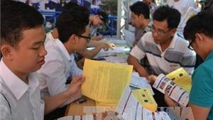 Miễn lệ phí đăng ký xét tuyển cho thí sinh 4 tỉnh bị ảnh hưởng sự cố môi trường biển