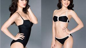 Hoa hậu Trần Thị Thu Ngân quyến rũ và ngọt ngào trong chùm ảnh mới tiết lộ
