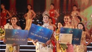 Hoa hậu Bản sắc Việt: Điều gì giúp Thu Ngân đăng quang?