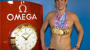 Bảng vàng thành tích 'SIÊU KHỦNG' của Michael Phelps ở các kì Olympic