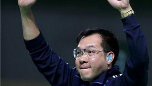 Nghẹt thở, Hoàng Xuân Vinh vào chung kết 50m súng ngắn