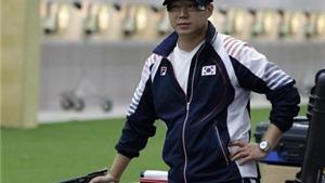 Hoàng Xuân Vinh chỉ thua Jin Jong-oh, xạ thủ số 1 thế giới