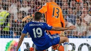 Cộng đồng mạng gọi Diego Costa là 'thú vật', đáng bị đuổi khỏi sân