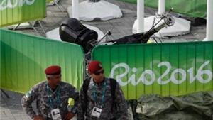 Rơi máy quay khổng lồ tại Olympic, 7 người bị thương