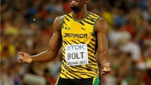 Vua tốc độ Usain Bolt thách đấu kỷ lục gia thế giới cự ly 400m