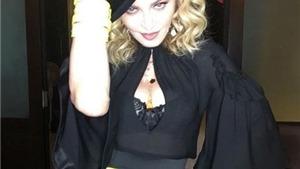 Madonna chào tuổi 58 bằng màn... thử xương