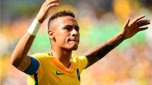 Brazil 6-0 Honduras: Neymar bùng nổ và đi vào lịch sử, Brazil gặp Đức ở Chung kết