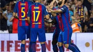 ĐIỂM NHẤN Barca 3-0 Sevilla: Đây, sức mạnh chiều sâu của Barca!