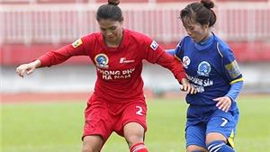 Giải bóng đá nữ VĐQG Thái Sơn Bắc 2016: Những người vượt qua nghịch cảnh
