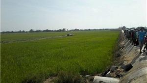 Máy bay quân sự L39 rơi tại Phú Yên, một phi công hy sinh