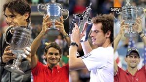 Rafael Nadal: 'Big Four nay đã già rồi'