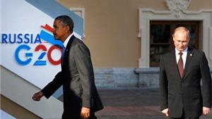Ông Putin sẽ nói gì tại Hội nghị thượng đỉnh G20?