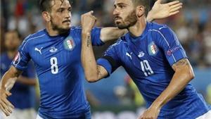 Tuyển Italy: Tìm lại sắc Thiên Thanh
