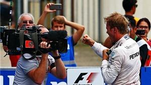GP Italy: Xuất sắc về nhất, Nico Rosberg đe dọa lật đổ Lewis Hamilton