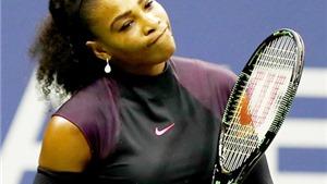 SỐC: Serena bị loại khỏi US Open 2016