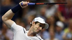 Andy Murray trả giá vì vấn đề thể lực và tâm lý