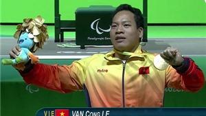 Thủ tướng gửi thư khen VĐV Huy chương Vàng Paralympics Lê Văn Công