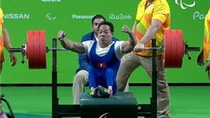 Lê Văn Công và dấu ấn ở Paralympic
