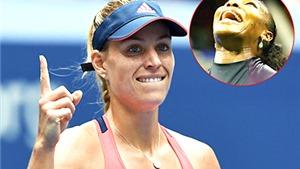 Kerber: Kình địch mới của Serena