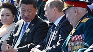 Quân đội Trung Quốc thông báo tập trận chung với Nga trên Biển Đông
