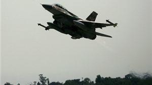 Quân đội Syria bắn hạ máy bay chiến đấu Israel