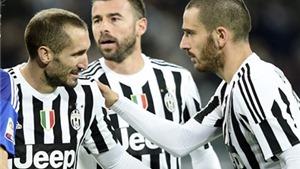 Juventus: Nỗi ám ảnh trên không
