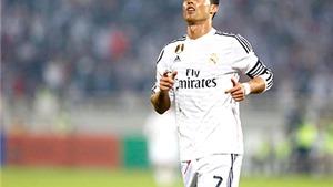 Ronaldo được thăng chức, lên… đội trưởng thứ 4